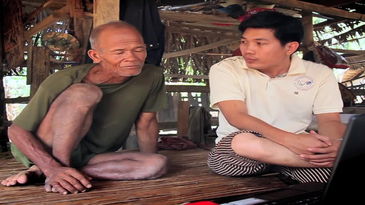 Victim-Former Khmer Rouge (VFKR) dialogue pilot project : academic version