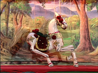 Burmese Marionettes (Part 03) - Himalayan Scene; Horse, Monkey, the Dances of the Two Different Demons